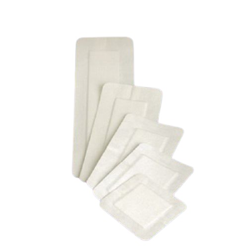 """Covaderm Adhesive Wound Dressing 4"""" x 4"""", 2-1/2"""" x 2-1/2"""""""