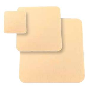 """Polyderm GTL Silicone Non-Bordered Wound Dressing, 6"""" x 6"""""""