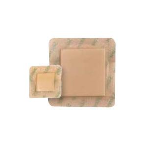"""Polyderm GTL Silicone Bordered Wound Dressing, 2-1/2"""" x 2-1/2"""""""