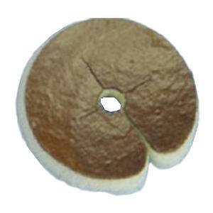 DeRoyal Algidex Ag I.V. Patch Silver Catheter Foam Dressing, 1 Inch Disc