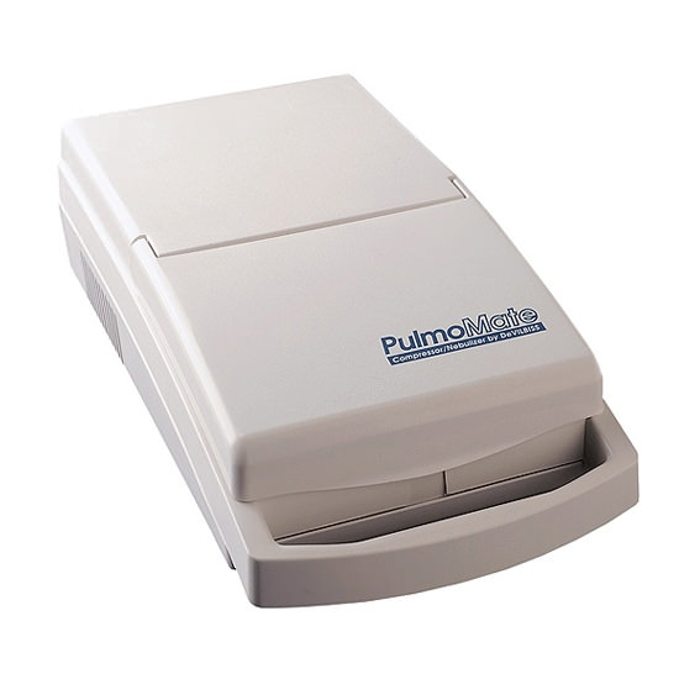 DeVilbiss PulmoMate compressor nebulizer system