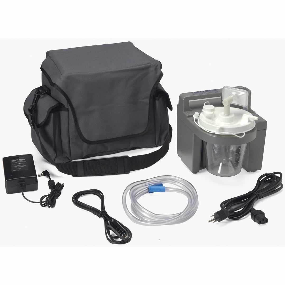 Devilbiss HP Portable Suction Pump