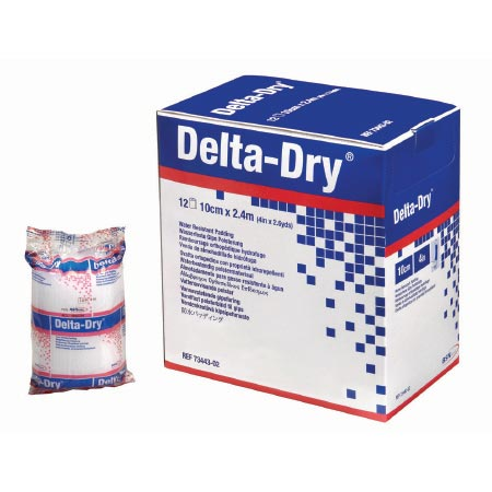 Delta-Dry Water Resistant Synthetic Cast Padding