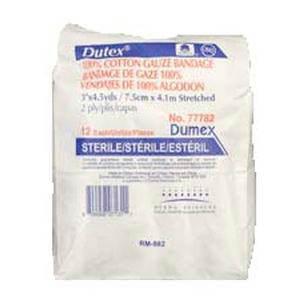Dutex 100% Cotton Conforming Bandage