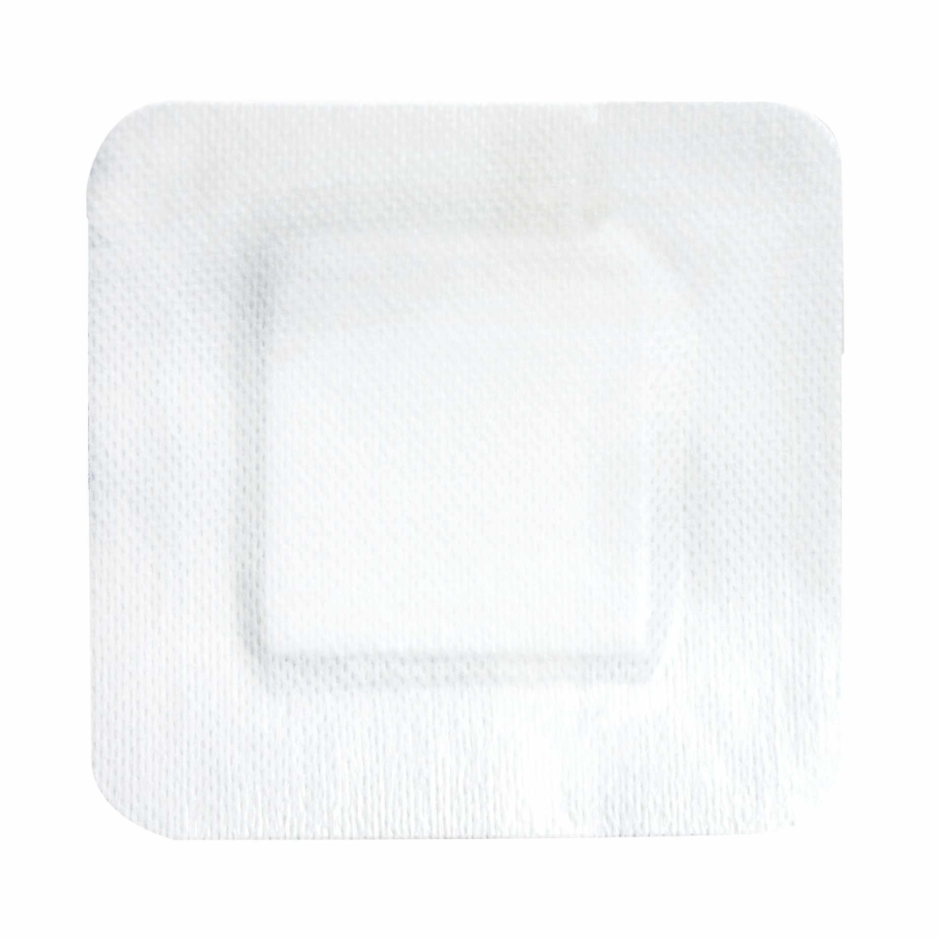 "Derma sciences dudress film top barrier dressing 6"" x 8"""