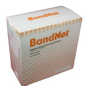 """BandNet Tubular Elastic Dressing Retainer, Large, Size 9, 36"""" 50 yards"""