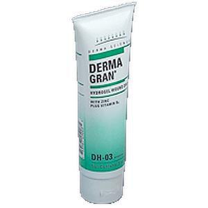 Dermagran Zinc-Saline Hydrogel Dressing, 3 oz