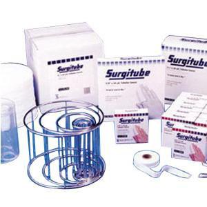 """Surgitube Tubular Gauze Bandage for Small Fingers, Toes, Size 1, 5/8"""" x 10 yards"""