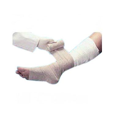 "Unna-Pak with Primer Compression Bandage, 4"" Primer and 4"" Medirip"
