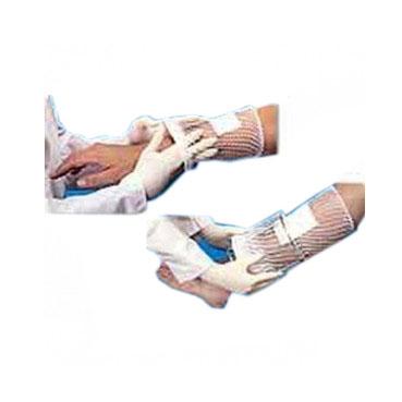 Derma Sciences Surgilast Tubular Bandage, Medium Hand, Arm, Leg, Foot, Size 3, 25 yards
