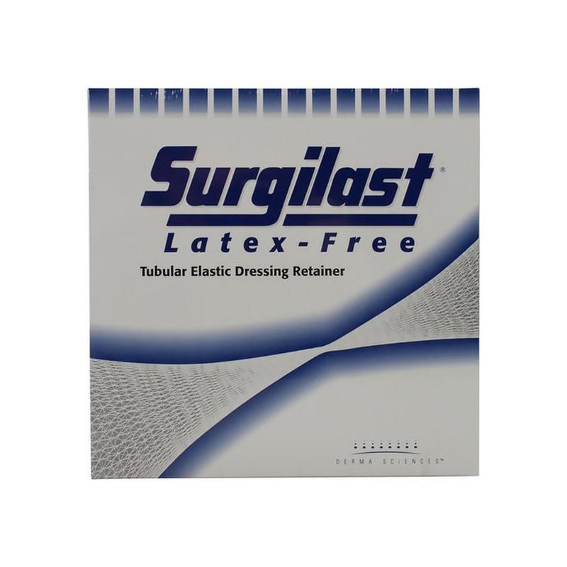 """Derma Sciences Surgilast Tubular Bandage,Large Chest,Back,Perineum, Axilla 36"""" Size9, 25 yard"""