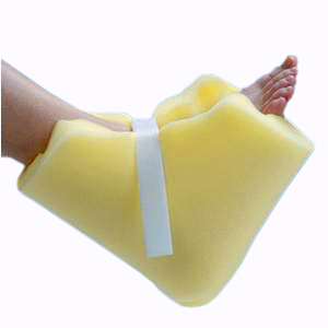 Deroyal Heel and Ankle Protector with Strap Universal, Foam