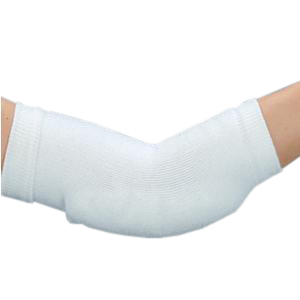 Deroyal Heel and Elbow Protector Sock with Foam Pad Universal