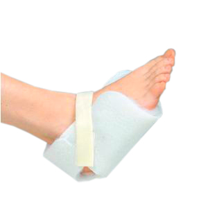 Deroyal Deluxe Full Foot Heel Protector with Straps, Universal