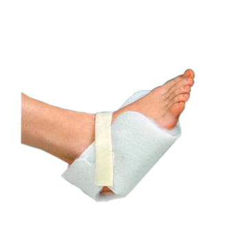 Deroyal deluxe full foot heel protector with straps