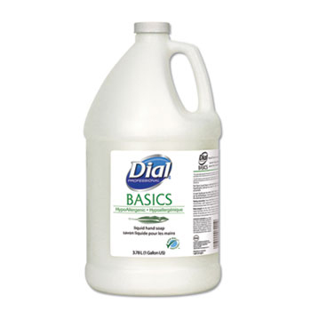 Dial Professional Fresh Floral Scent Liquid Soap