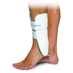 Air-Stirrup Air Ankle Support Universal Hook and Loop Closure Left or Right Foot