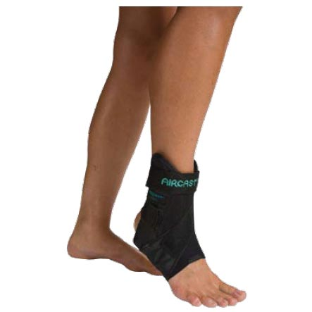 AirSport Ankle Support, Small, Hook and Loop Closure, Left Ankle
