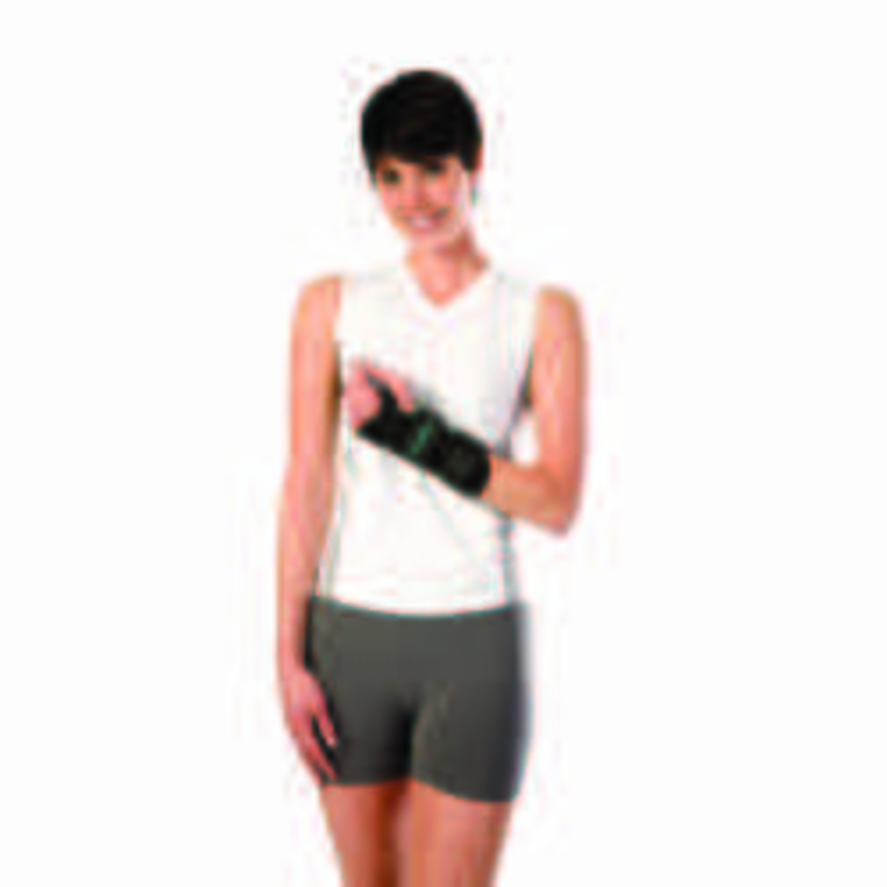 A2 Fabric Wrist Brace Left Hand Large