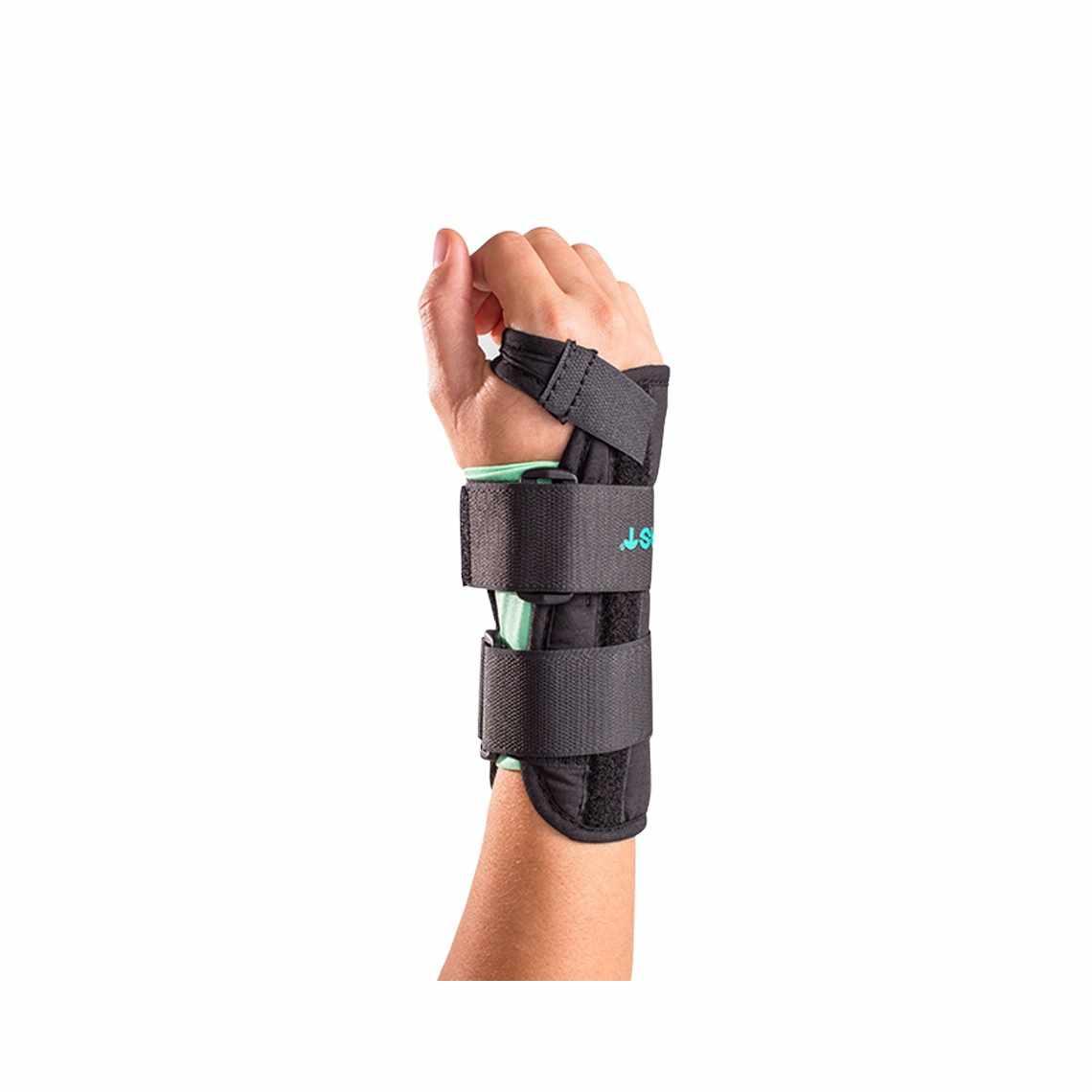 A2 Fabric Wrist Brace Right Hand Large