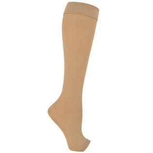 DJ Orthopedics Knee High Anti-embolism Stockings Medium Beige