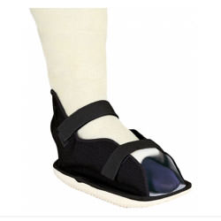 ProCare Cast Shoe, Black, Unisex, Small