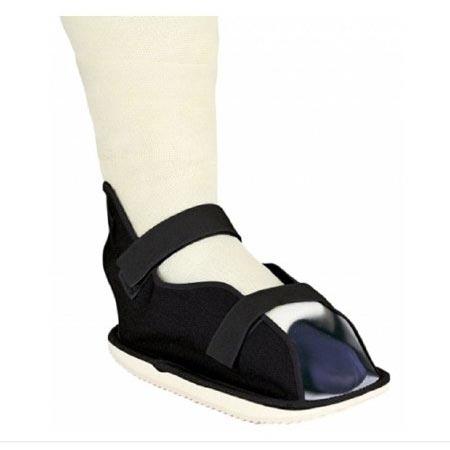 ProCare Cast Shoe, Black, Unisex, Large