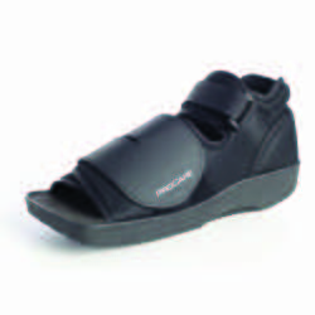ProCare Post-Op Shoe Black Unisex x-Small
