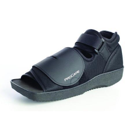 Procare Post-Op Shoe Black Unisex Large