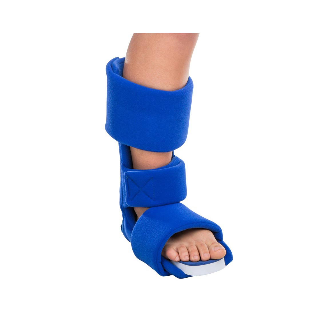 DJO Foam Left or Right Foot Night Splint, Large