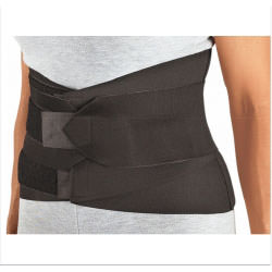 """Procare Lumbar Sacral Support Hook and Loop Closure Waist 39"""""""