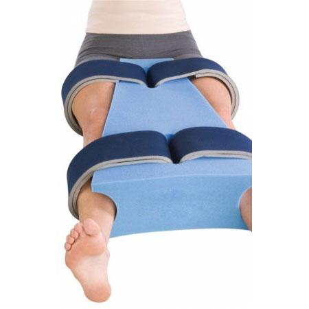 DonJoy Small Foam Hip Abduction Pillow Blue