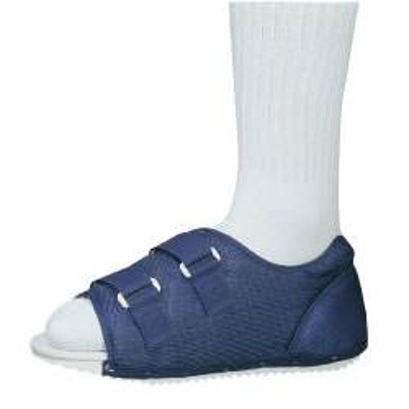 ProCare Post-Op Shoe Medium Blue Female