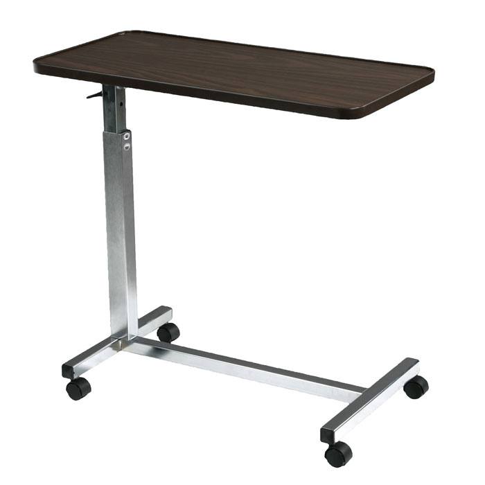 Drive Medical deluxe tilt-top overbed table