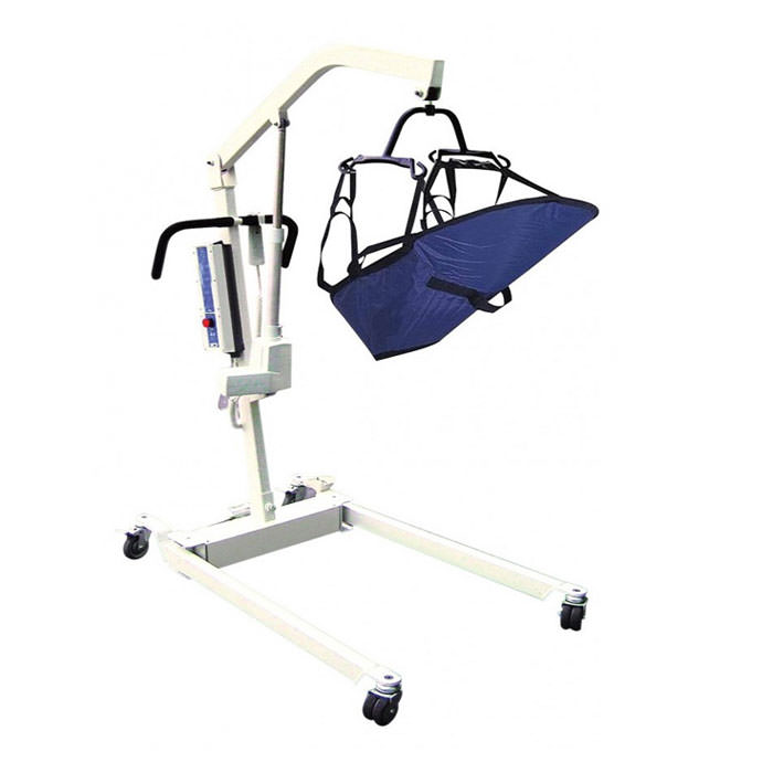 Drive Medical Bariatric Electric Patient Lift With Rechargeable Battery