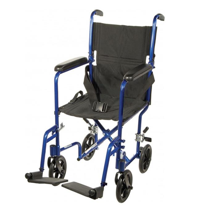 Drive Medical transport wheelchair
