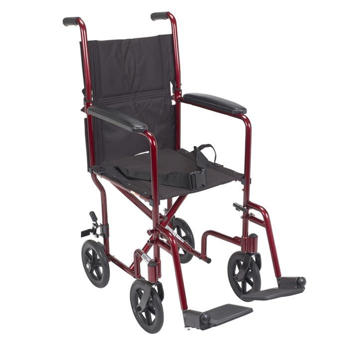 Drive transport wheelchair
