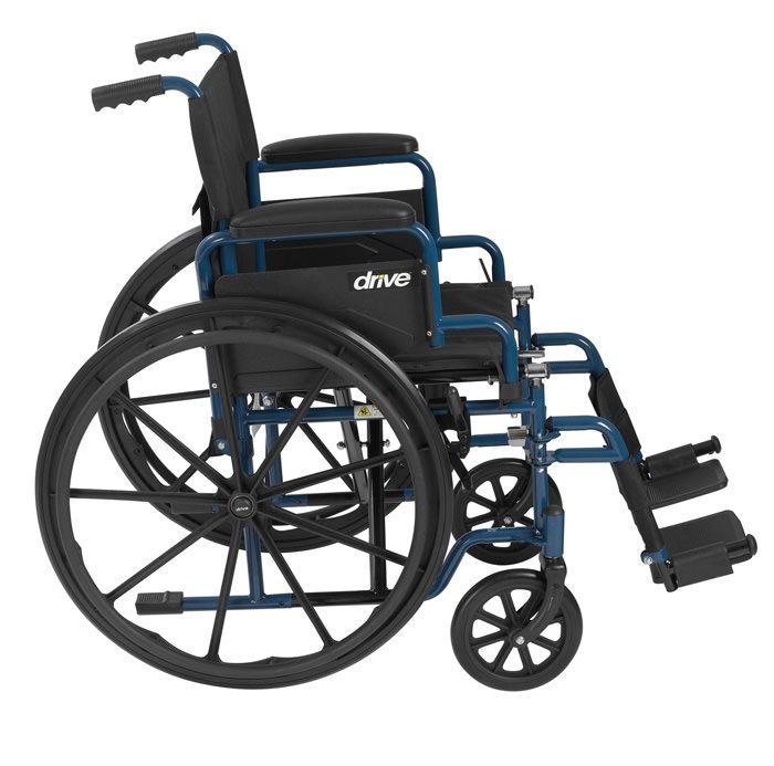 Drive Blue Streak single axle wheelchair