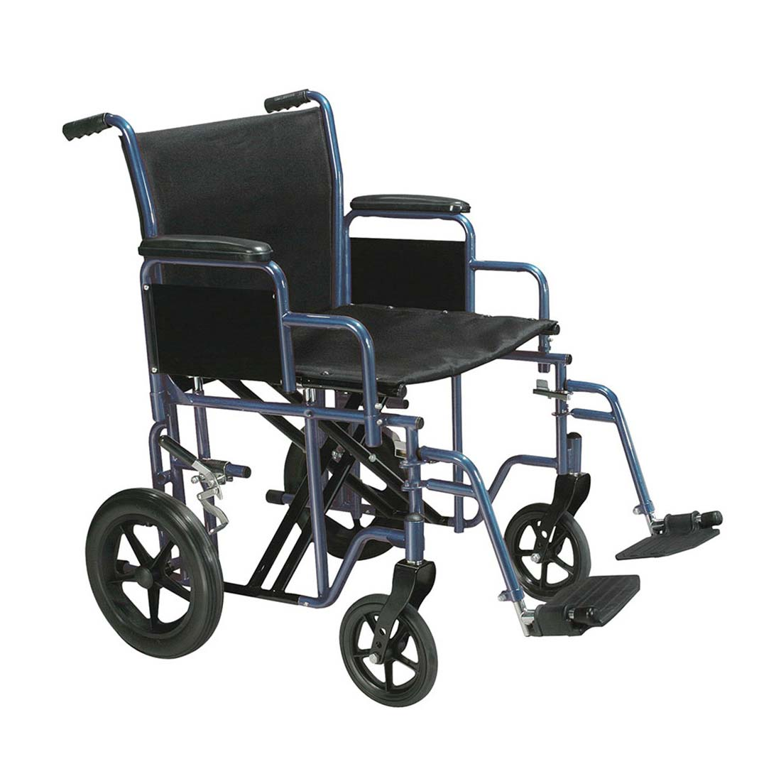Drive Medical bariatric steel transport wheelchair
