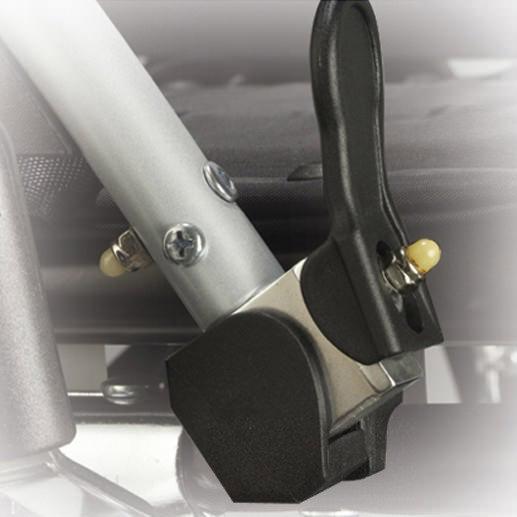 Drive Medical viper lightweight wheelchair
