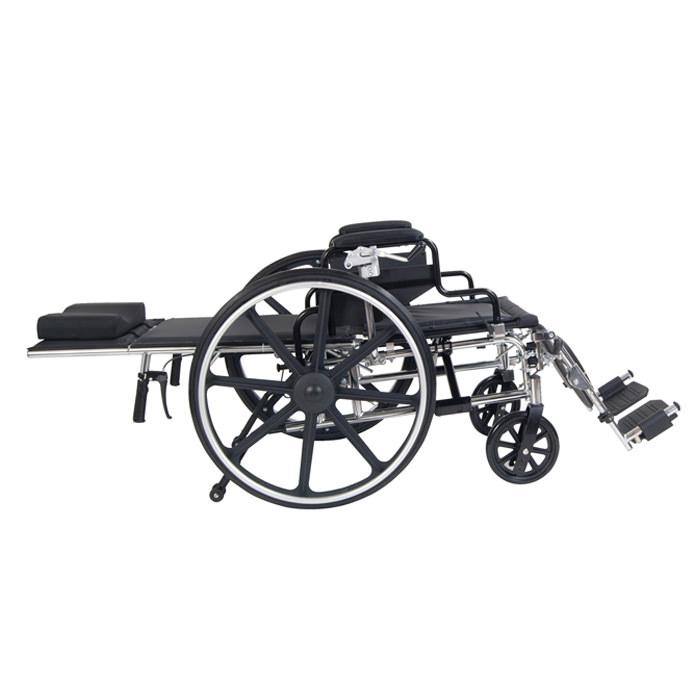 Drive viper plus reclining wheelchair