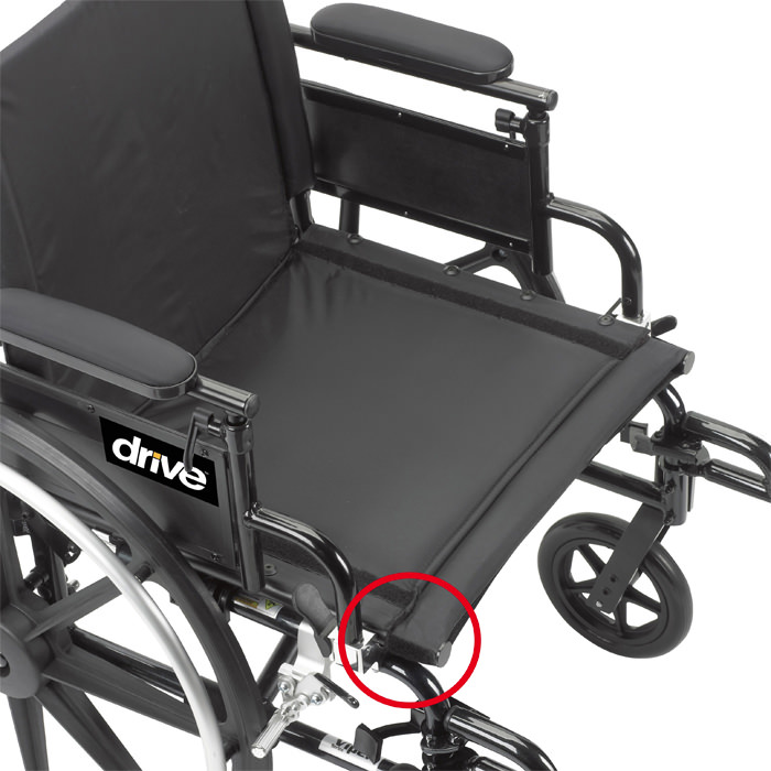 Drive Medical viper plus GT wheelchair
