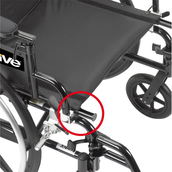 Drive Medical viper plus wheelchair