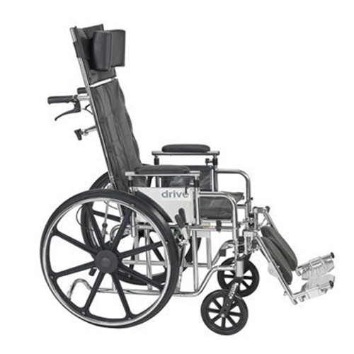 Drive Medical sentra full reclining wheelchair