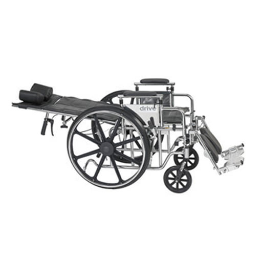 Drive Medical full reclining wheelchair