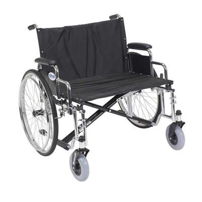 Drive Medical sentra EC heavy-duty wheelchair