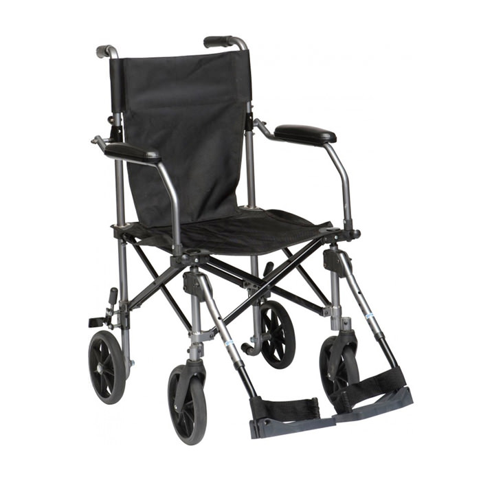 Drive Medical Travelite transport wheelchair