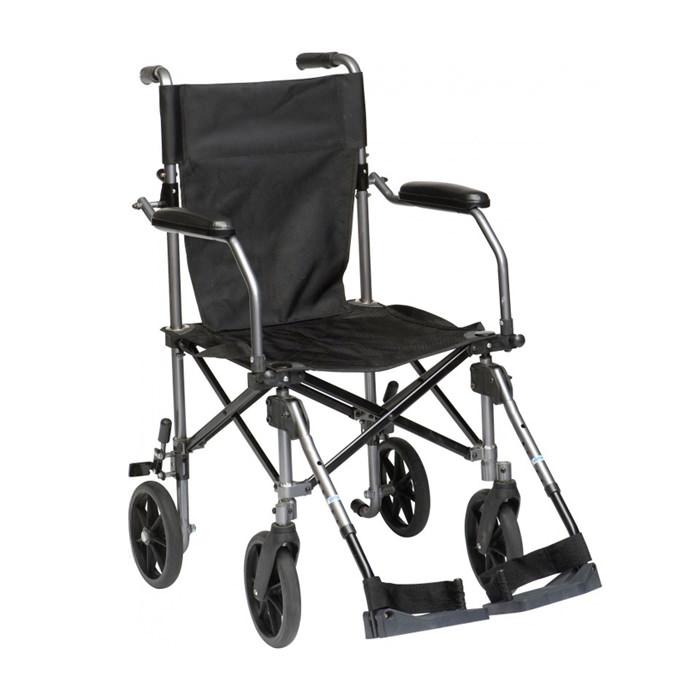 Drive Medical Travelite transport wheelchair