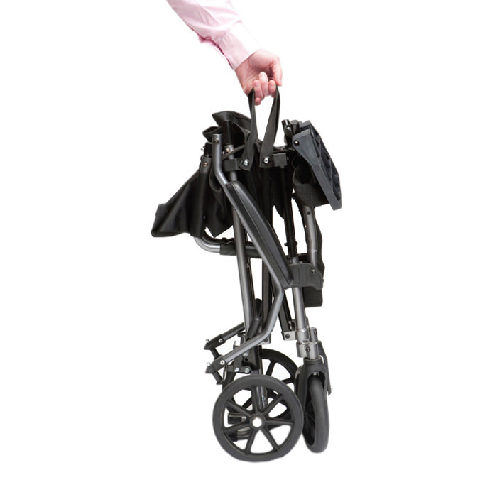 Drive Medical Travelite wheelchair