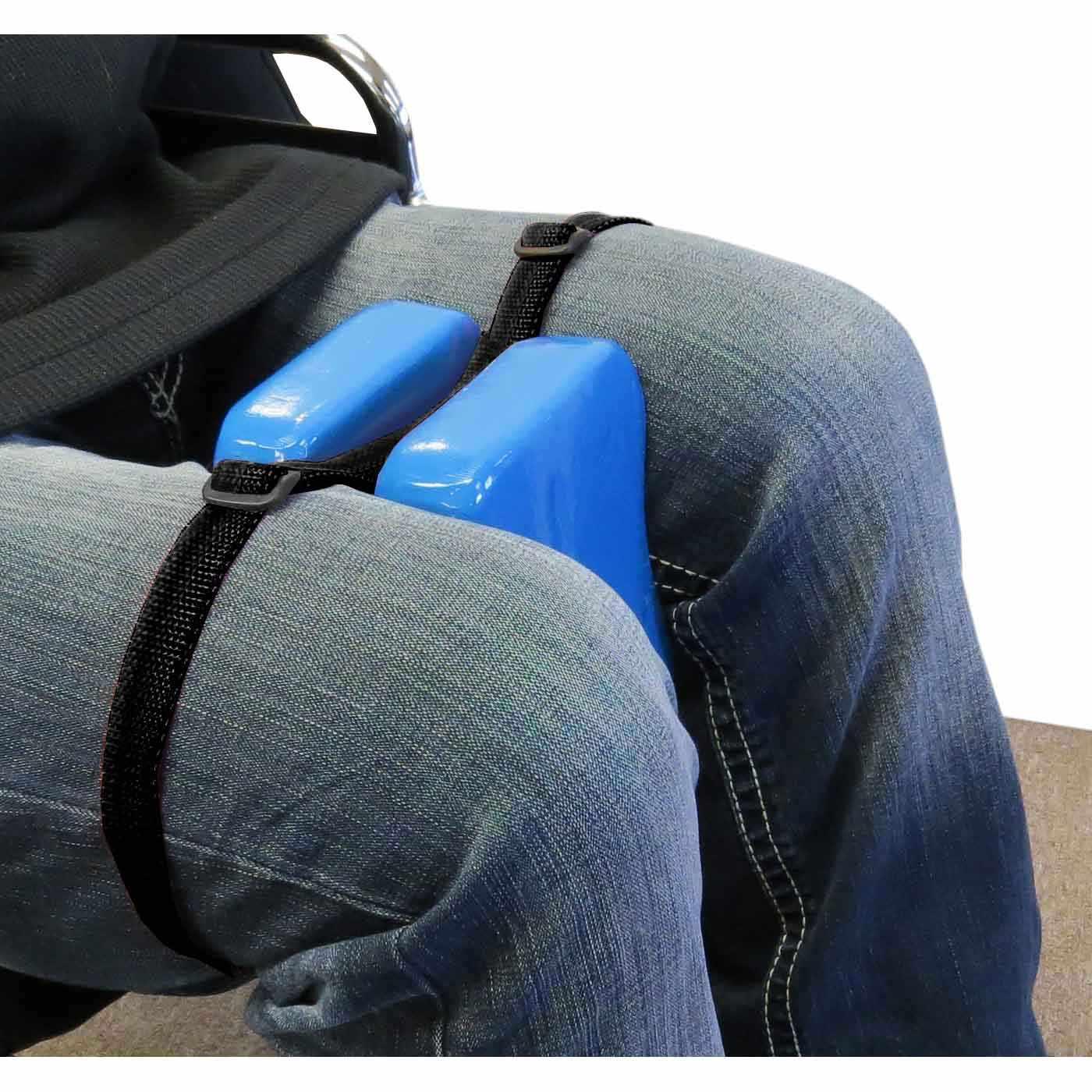 Portable abductor